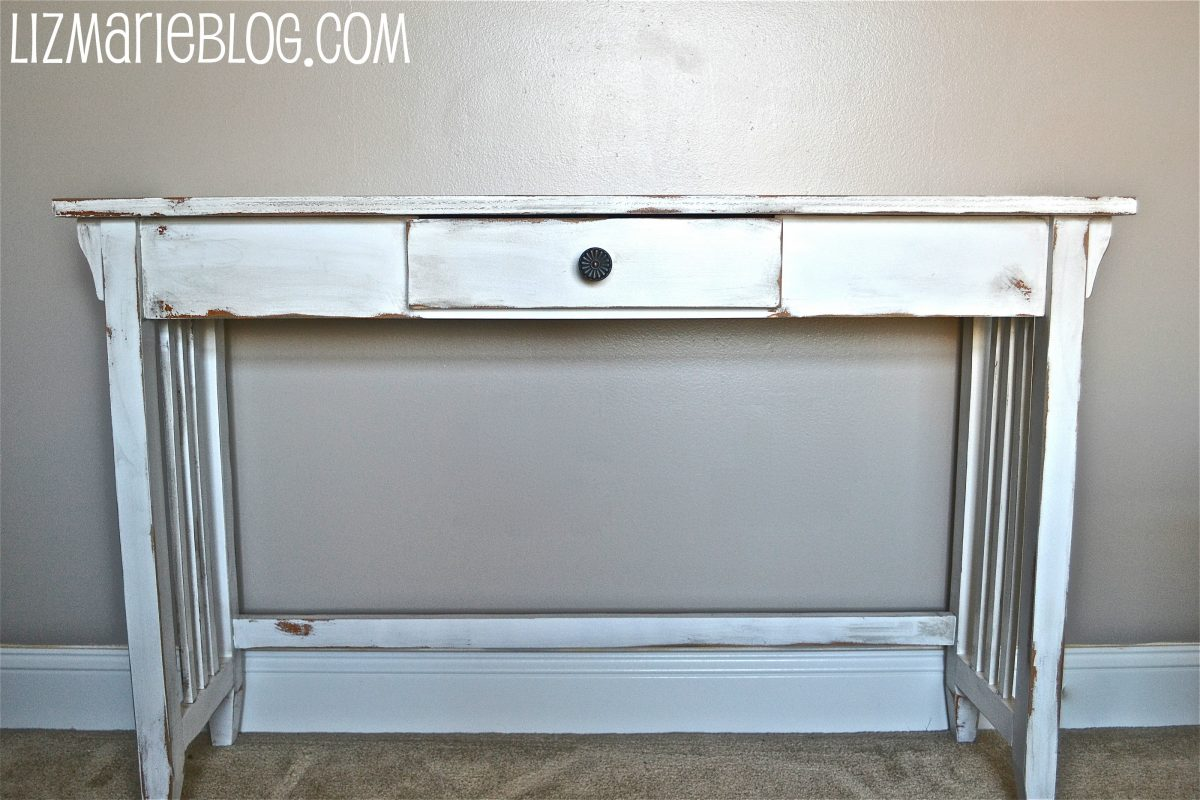 White Shabby Chic {Custom Order}