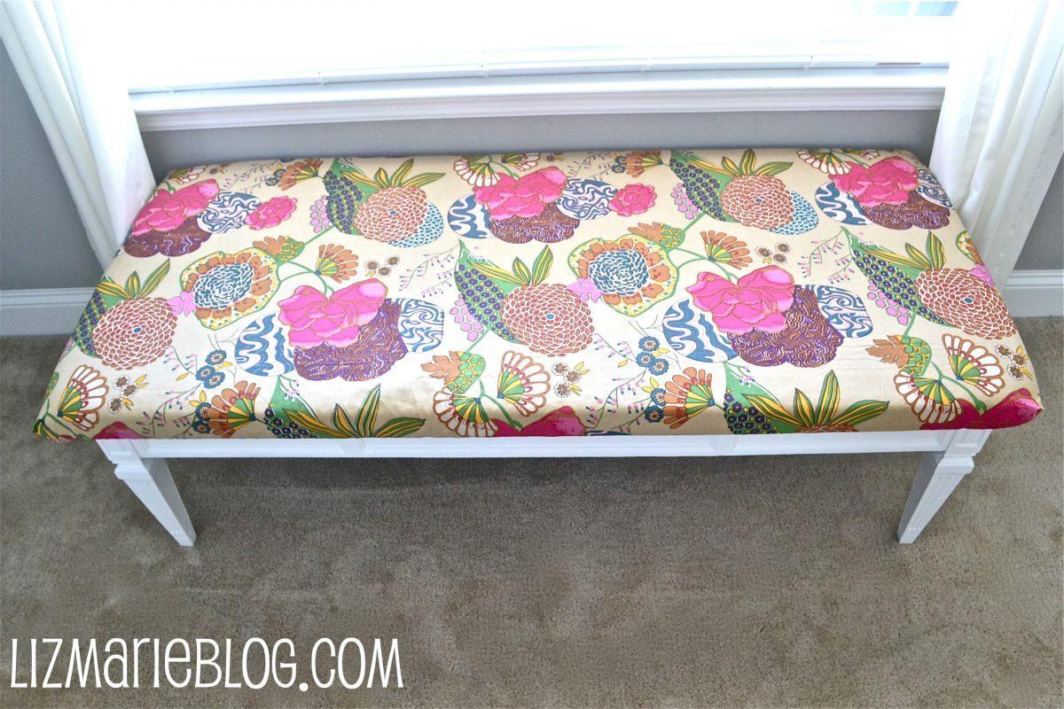 A Bright Bench Re-do