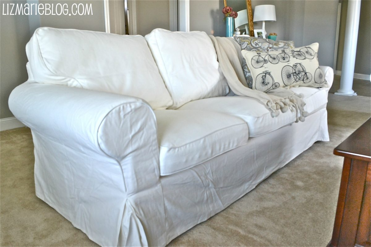 new white slipcover ikea couches. Black Bedroom Furniture Sets. Home Design Ideas