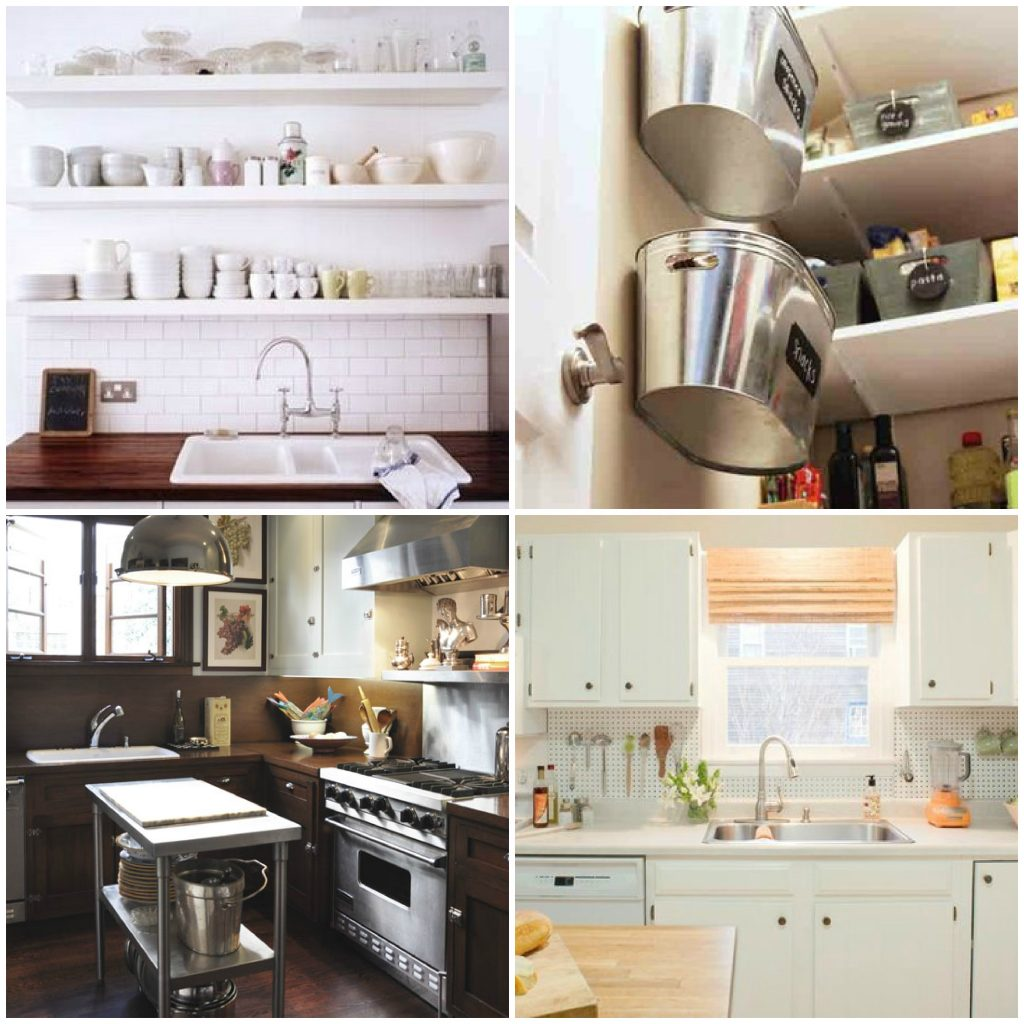 Maximizing small space living for Kitchen organization ideas small spaces