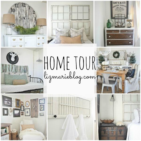 Lizmarieblog.com Home Tour