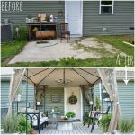 Back Patio Makeover Full Reveal & Source List