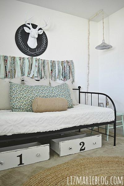 Front Bedroom Reveal- September 2013