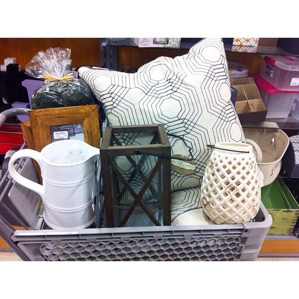 Some New Pillows & A TJ Maxx Haul