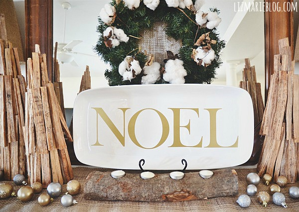 DIY Christmas Tray & Silhouette Black Friday Sale