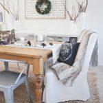 Empty House, Table Runner, Desk Lamp