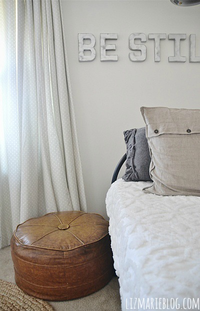 Front Guest Bedroom Makeover: Curtains Sneak Peek