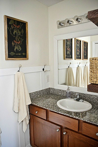 diy framed bathroom mirrors the easy way see how to frame your bathroom