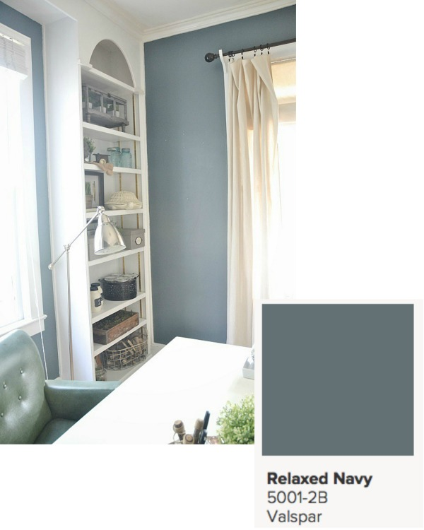 the perfect cottage paint colors. Black Bedroom Furniture Sets. Home Design Ideas