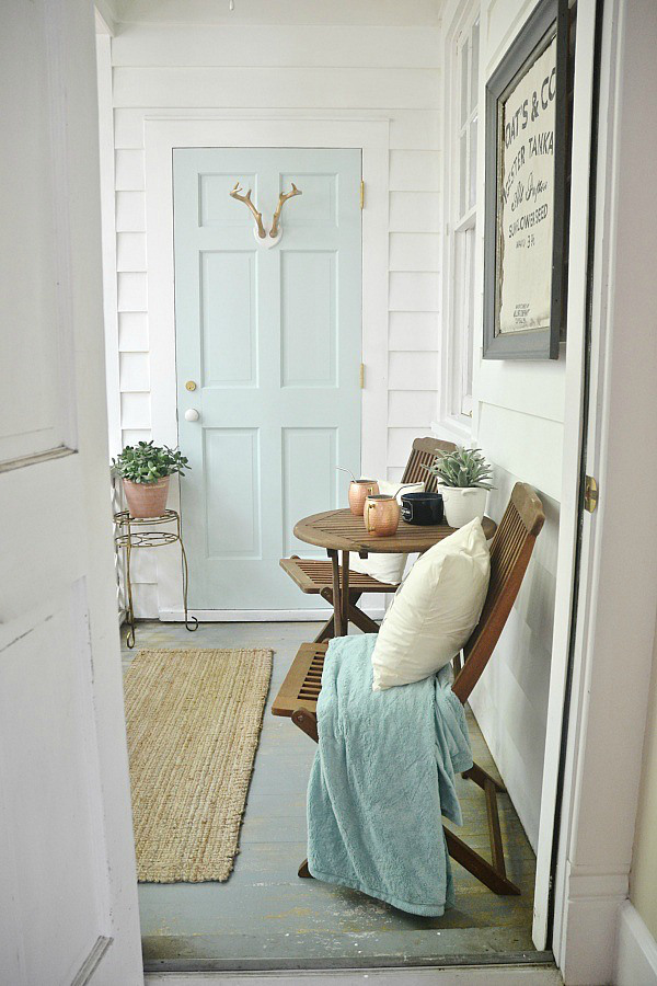 Liz Marie Blog Porch