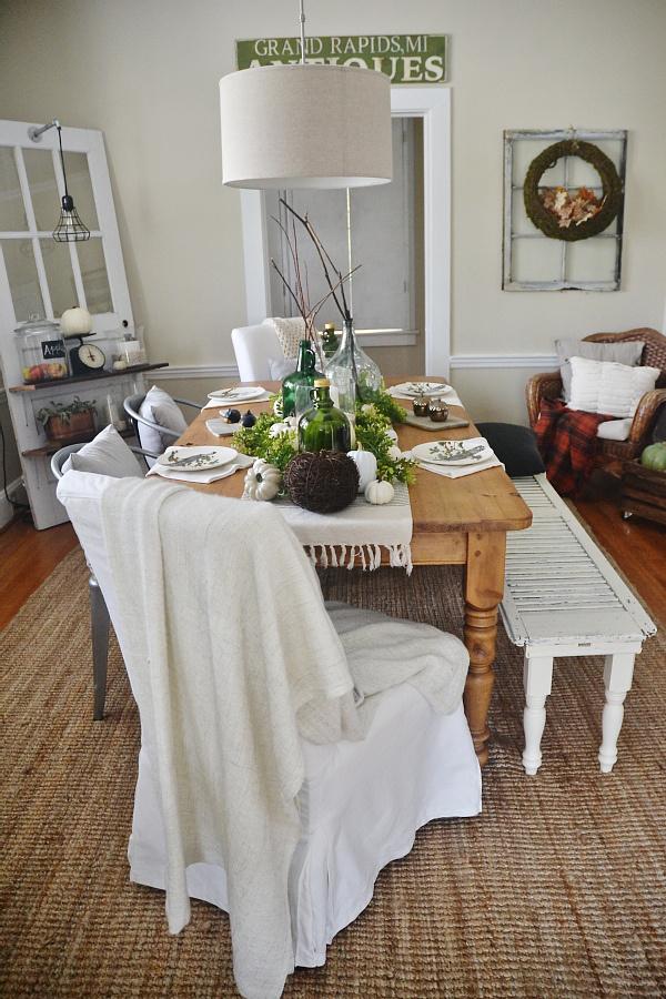 Liz Marie Blog Dining Room
