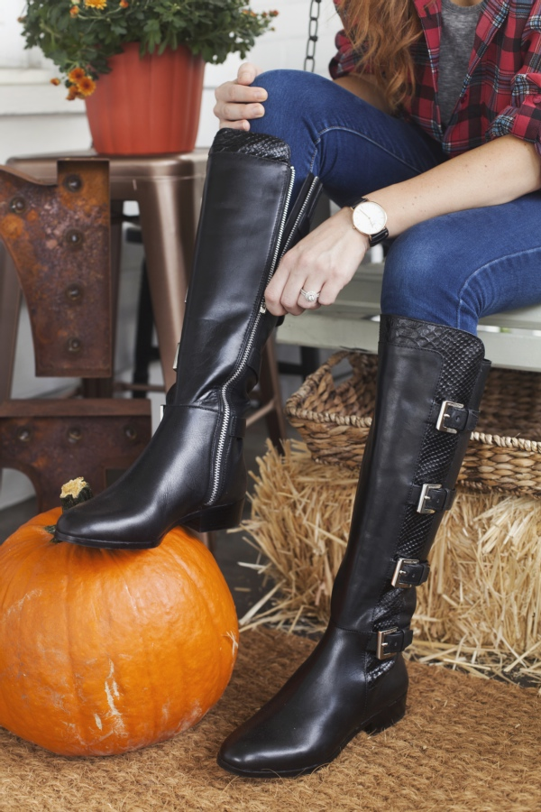 Fall shoes, fall porch, pumpkins, mums, coffee, all things fall!