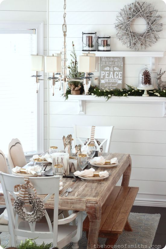 Winter Decorations Winter Table Ideas Amp More