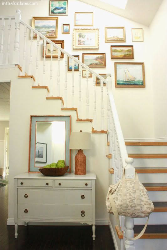 The Best Staircase Gallery Walls