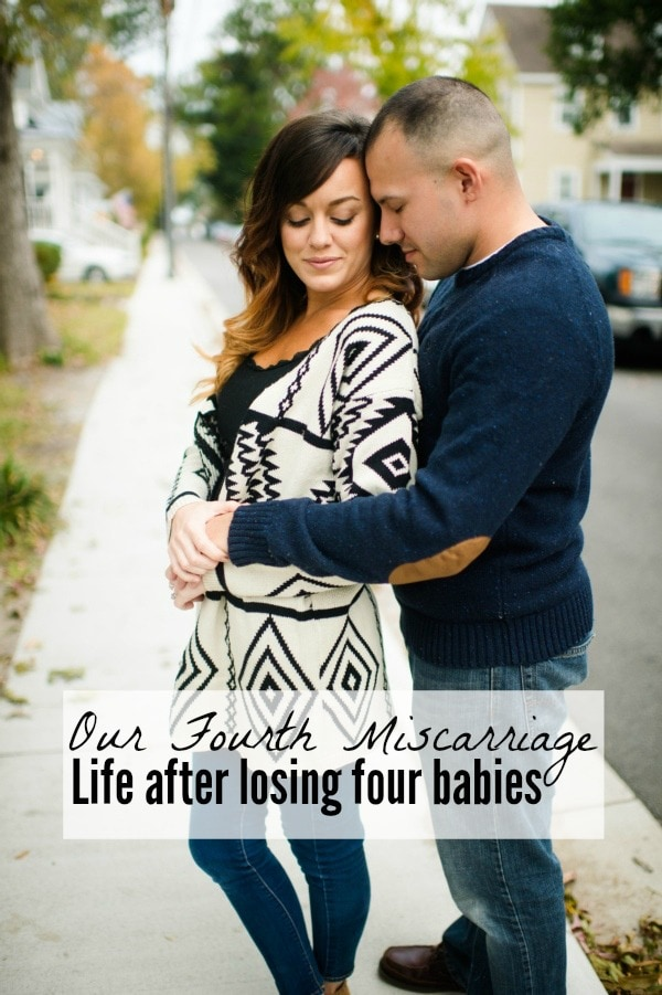 Life after miscarriage - Inspiration that you are not alone in your miscarriage.