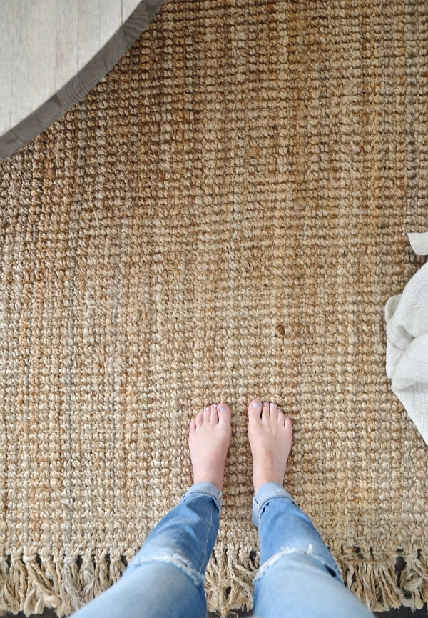 Jute Rug Review An Honest Review After Three Years