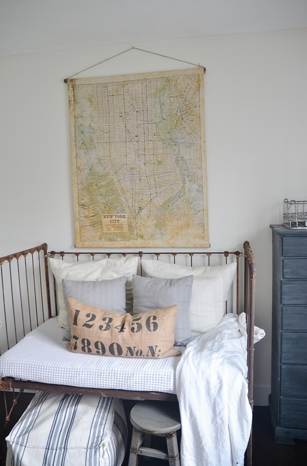 world market haul guest bedroom sneak peek