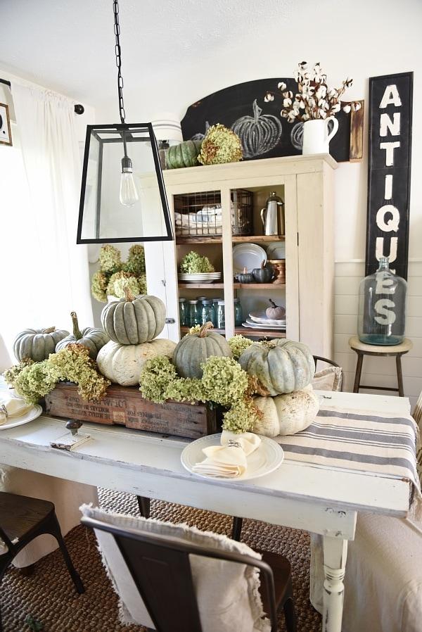 Rustic Heirloom Pumpkin Thanksgiving Table Liz Marie Blog