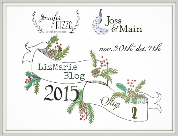 holiday housewalk LizMarie blog 2 2015