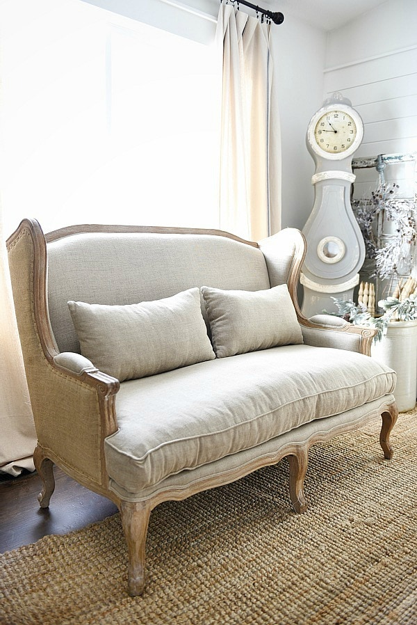 Upstairs Living Room Makeover – New Sofa Sneak Peek