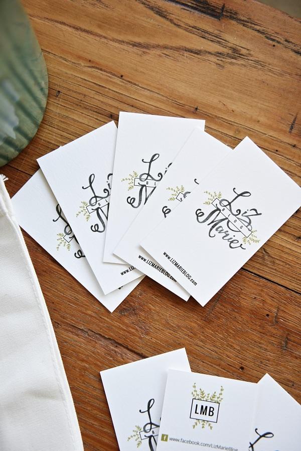 Liz Marie Blog - Fresh new branding