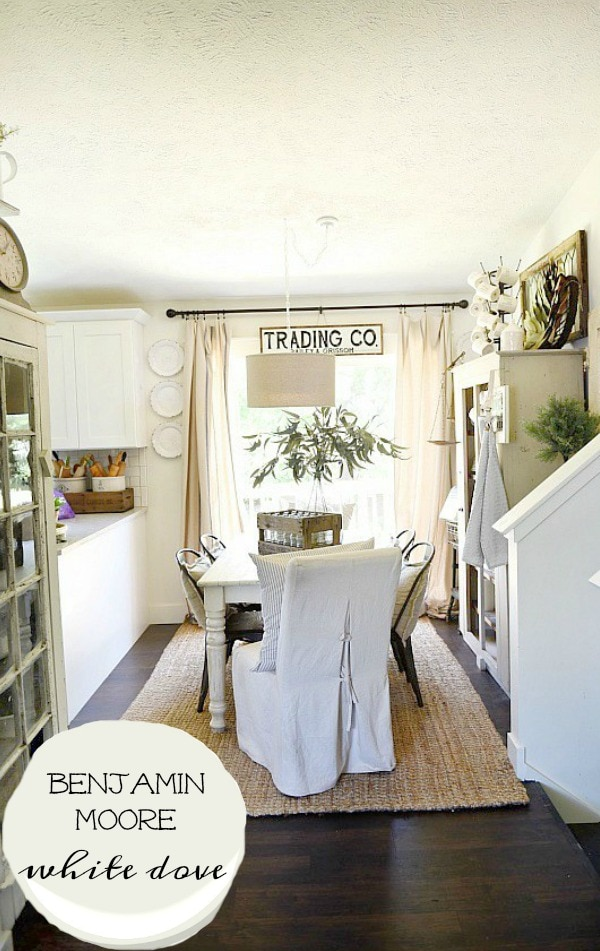 The Best Rustic Farmhouse White Paint