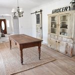 Farmhouse Dining Room Floor Progress