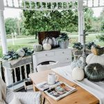 Fall In The Porch Gazebo