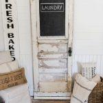 Sliding Barn Door – Laundry Room Door