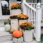 Crocks & Mums – Farmhouse Fall Steps