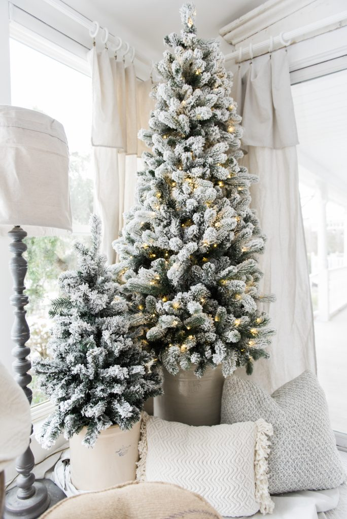 A Cozy Neutral Farmhouse Christmas