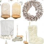 Cozy Metallic Cottage Christmas Decor