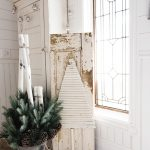 DIY Antique Spindle Christmas Tree