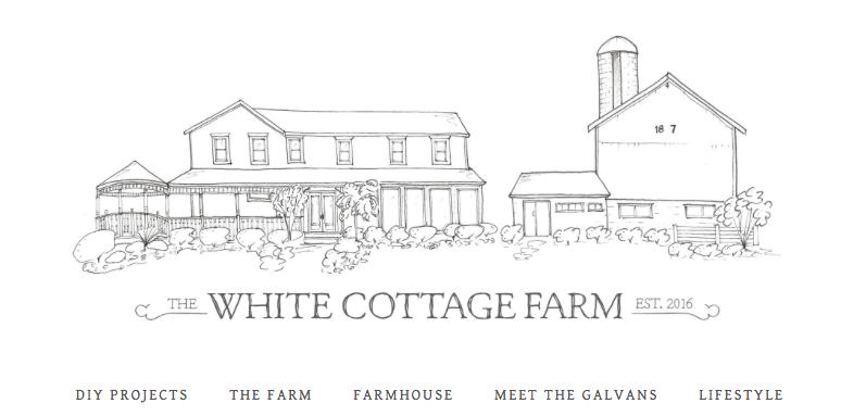 DIY Shiplap Hall Tree & New Farm Blog!
