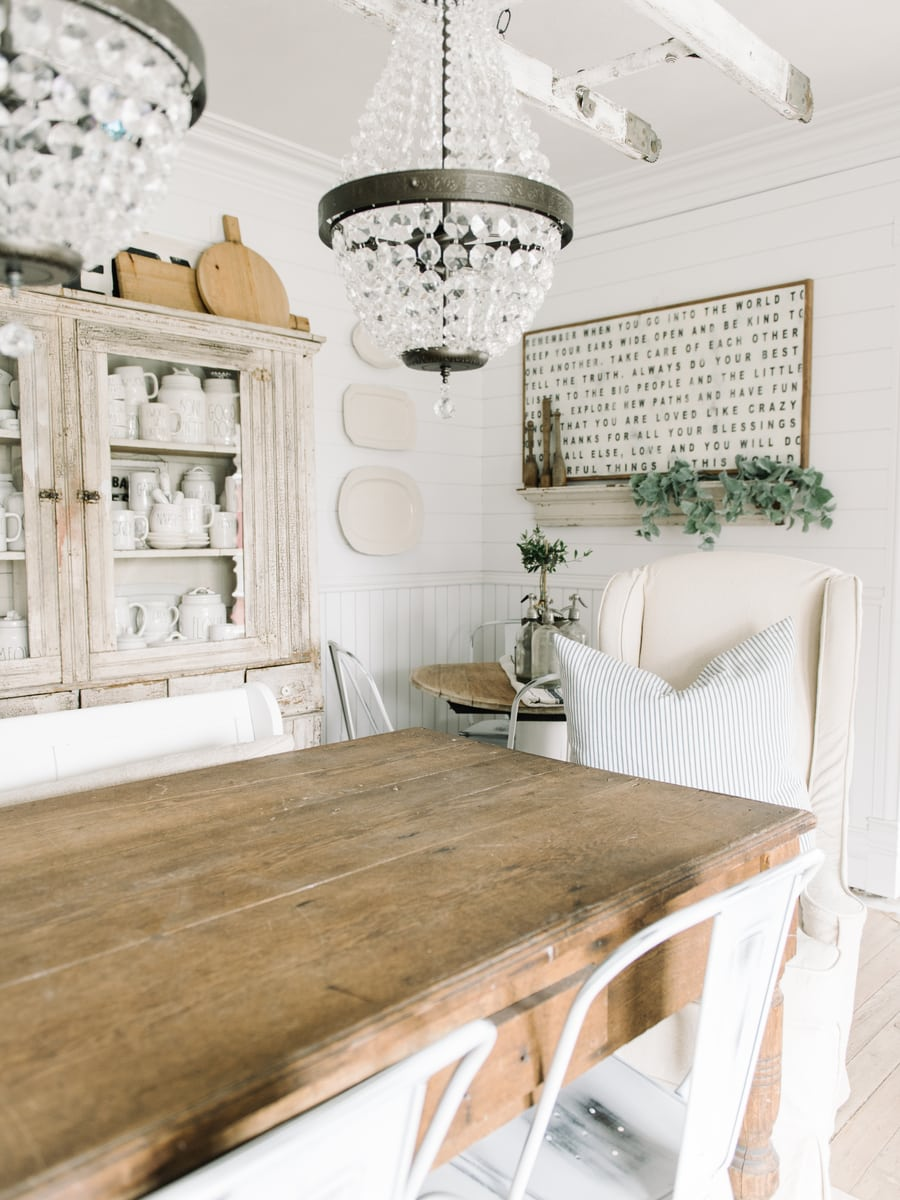 New Dining Room Chairs - Liz Marie Blog