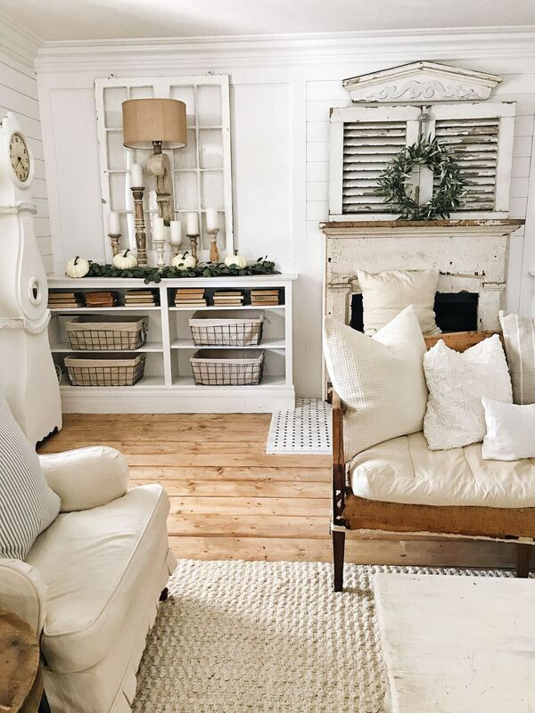 Tons Of Front Living Room Updates – October 2017