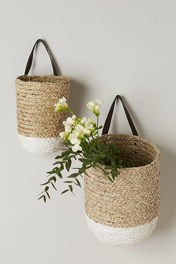 20+ Farmhouse Style Wicker Baskets