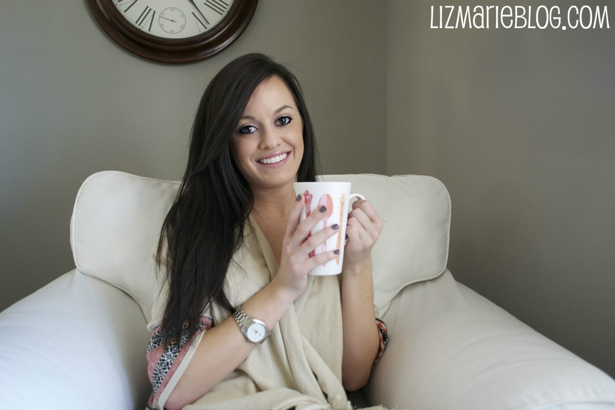 Coffee Date with me, Liz Marie