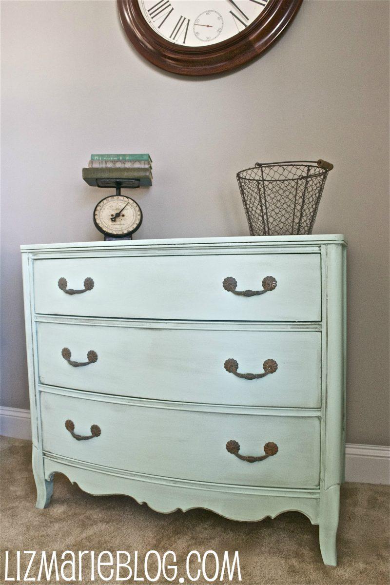 A Minty Fresh Dresser…