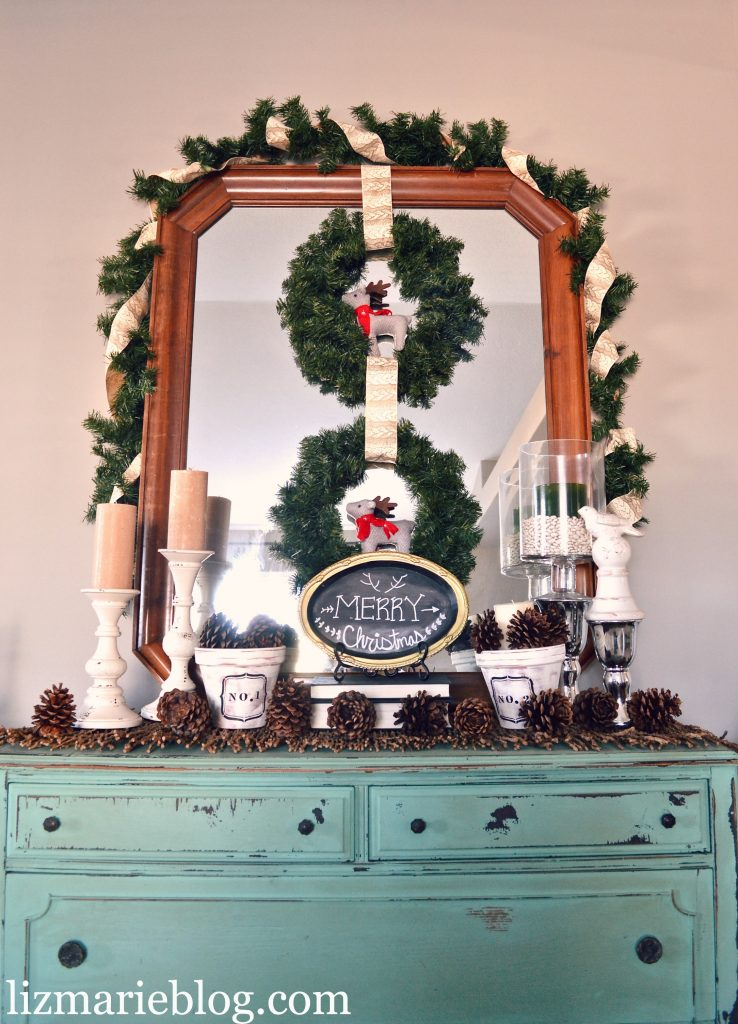 , Christmas Decor 2012
