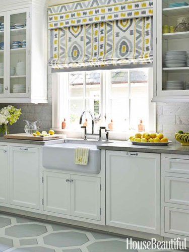 , Decorating With Color: Yellow