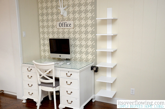 Bookshelves.-How-to-Build-Wall-Shelves-7-ItsOverflowing