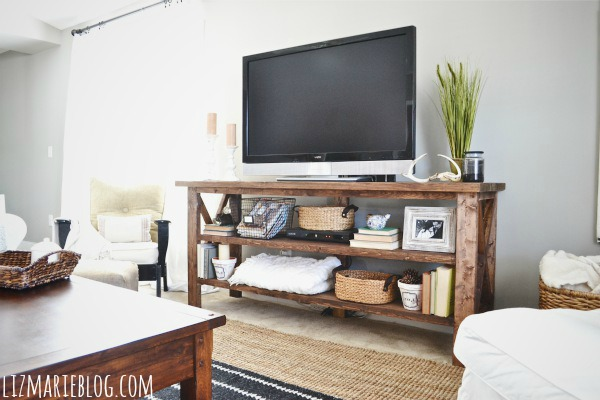 Tv Meubel Break.Diy Tv Console