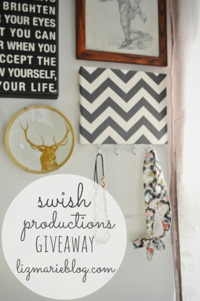 , Swish Productions Giveaway