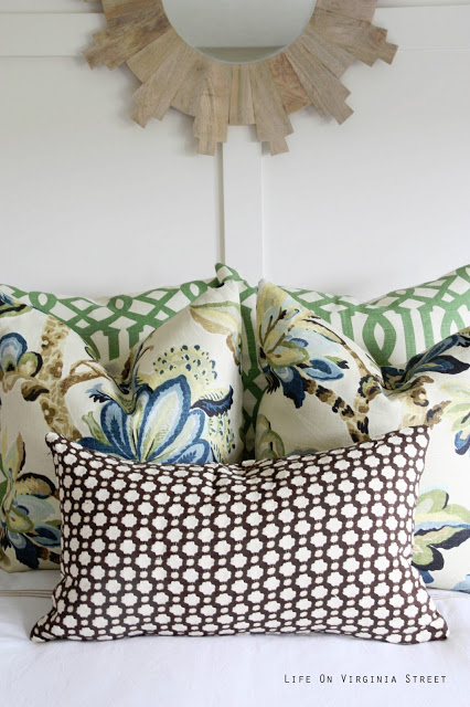 guest bed pillows