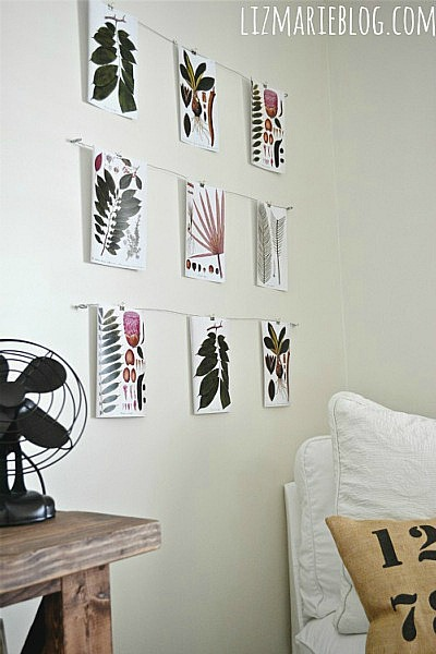 DIY Wire Art Display, DIY Wire Art Display