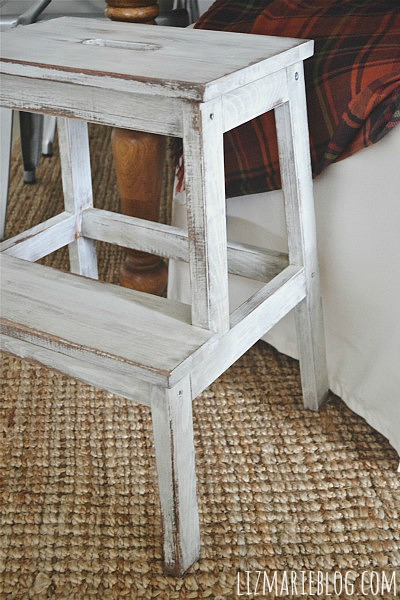 Swell Ikea Hack Bekvam Step Stool Makeover Liz Marie Blog Creativecarmelina Interior Chair Design Creativecarmelinacom