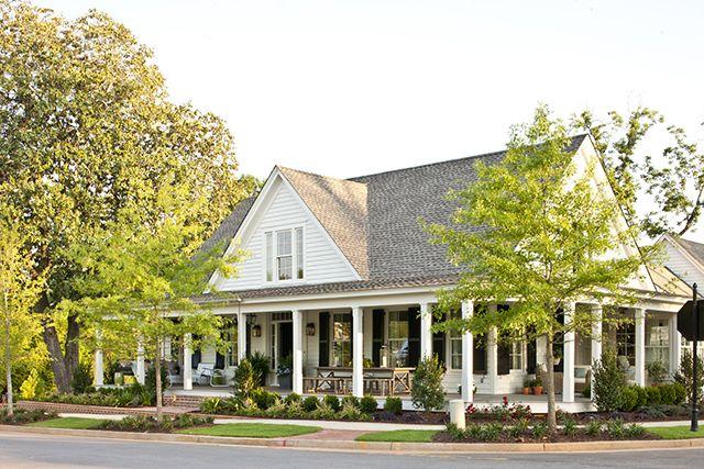 Senoia, Ga Idea House front exterior