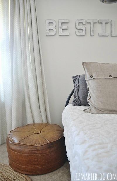 Front Guest Bedroom Makeover: Curtains Sneak Peek