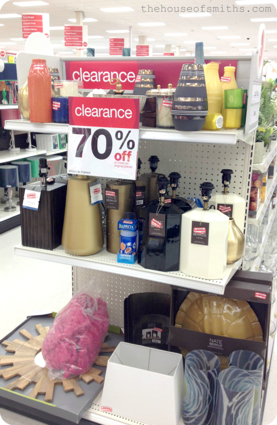 Target Clearance - thehouseofsmiths.com